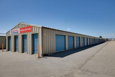 Storage Units at Sentinel Storage - Lethbridge - 1415 33 St N, Lethbridge, AB